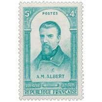 A.M.ALBERT 1848-1948