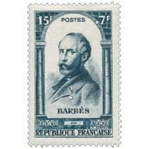 BARBÈS 1848-1948