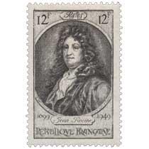Jean Racine 1699-1949