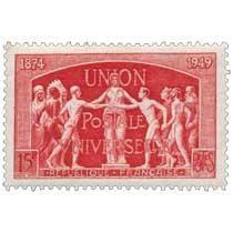 UNION POSTALE UNIVERSELLE 1874-1949