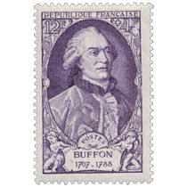 BUFFON 1707-1788