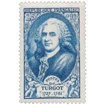 TURGOT 1727-1781