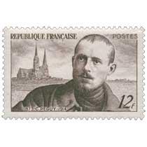 C. PÉGUY 1873-1914