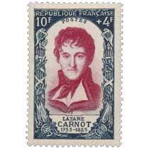 LAZARE CARNOT 1753-1823