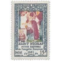SAINT NICOLAS MUSÉE NATIONAL de l'imagerie française 1951