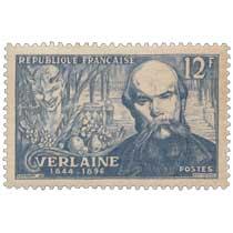 VERLAINE 1844-1896