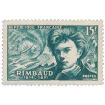 RIMBAUD 1854-1891