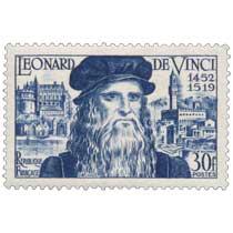LEONARD DE VINCI 1452-1519