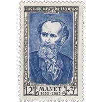 MANET 1832-1883