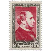 HAUSSMANN 1809-1891