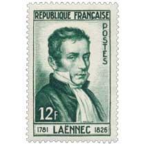 LAËNNEC 1781-1826