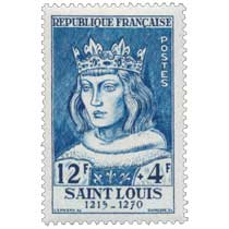SAINT LOUIS 1215-1270