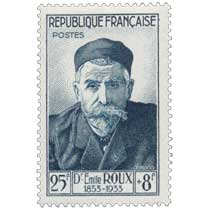Dr Émile ROUX 1853-1933