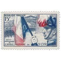 150ème ANNIVERSAIRE DE L'ÉCOLE MILITAIRE de St CYR