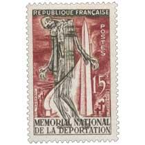 MÉMORIAL NATIONAL DE LA DÉPORTATION