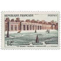 LE GRAND TRIANON-VERSAILLES