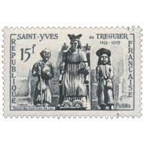 SAINT-YVES de TRÉGUIER 1253-1303 Patron des hommes de loi