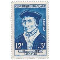 Guillaume BUDÉ 1467-1540