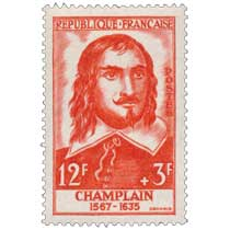 CHAMPLAIN 1567-1635