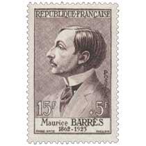 Maurice BARRÈS 1862-1923
