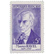 Maurice RAVEL 1875-1937