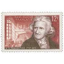 A.A. PARMENTIER 1737-1813