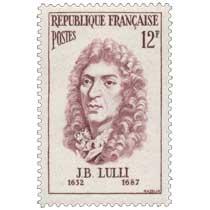 J.B. LULLI 1632-1687