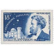 L'ASTRONOMIE POPULAIRE CAMILLE FLAMMARION-1842-1925