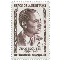 HÉROS DE LA RÉSISTANCE JEAN MOULIN 1899-1943