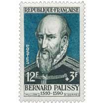 BERNARD PALISSY 1510-1590