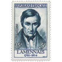 LAMENNAIS 1782-1854