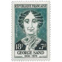 GEORGE SAND 1804-1876