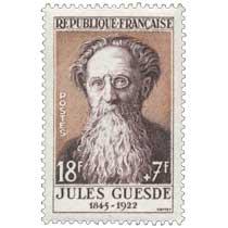 JULES GUESDE 1845-1922