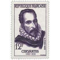 CERVANTÈS 1547-1616