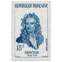 NEWTON 1642-1727