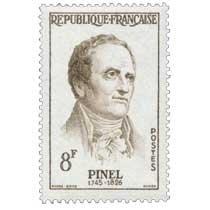 PINEL 1745-1826