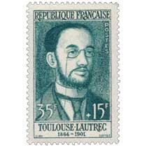 TOULOUSE-LAUTREC 1864-1901