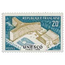 UNESCO PARIS 1958