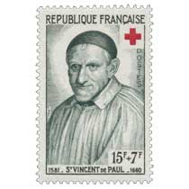 ST VINCENT DE PAUL 1851-1660