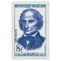 LAGRANGE 1736-1813