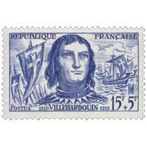VILLEHARDOUIN 1150-1212
