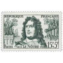 LE NÔTRE 1613-1700