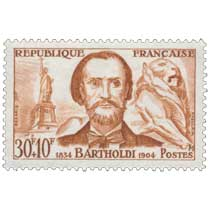 BARTHOLDI 1834-1904
