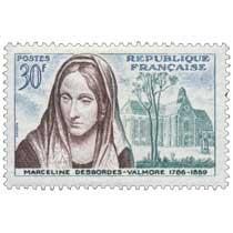 MARCELINE DESBORDES-VALMORE 1786-1859