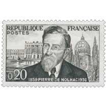 PIERRE DE NOLHAC 1859 1936
