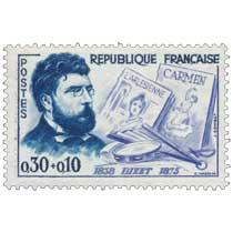 BIZET 1838-1875 L'ARLÉSIENNE CARMEN
