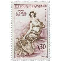 MADAME DE STAËL 1766-1817