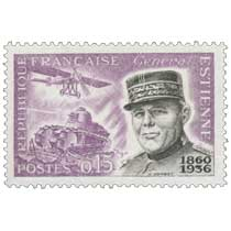 Général ESTIENNE 1860-1936