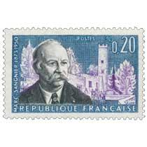 MARC SANGNIER 1873-1950