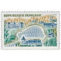 BAGNOLES de L'ORNE